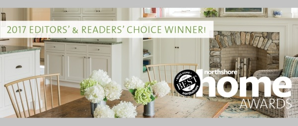 2017 Best of North Shore Home Awards Winner